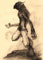 Savage Legion - Werewolf by eterna2