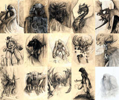 Savage Legion by eterna2