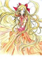 Princess of Venus by ame-hime