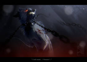 ''...I will resist!..'' by Vyrosk