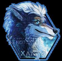 'Xante Badge' by Vyrosk