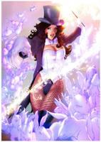Zatanna by Eddie-Ferreira