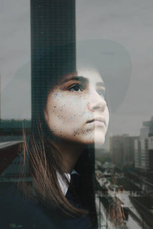 City girl by MajaKolarski