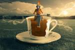 coffee break -2- by naradjou14