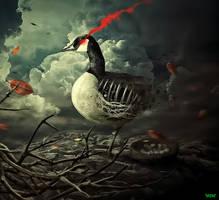 le cycle de la vie by naradjou14