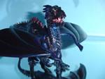 Malice dragonheart custom by AzraelDarknut
