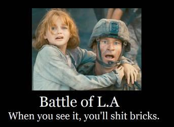 Battle of LA by maxshinbowl