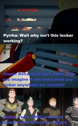 How RWBY Vol. 3 Should Have Ended Pt 1 by maxshinbowl