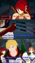 How RWBY Vol. 3 Should Have Ended Pt 3 by maxshinbowl