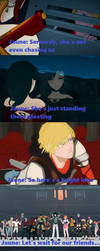 How RWBY Vol. 3 Should Have Ended Pt 4 by maxshinbowl