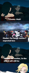 How RWBY Vol. 3 Should Have Ended Pt 5 by maxshinbowl