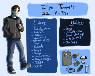 Meettheartist2018 by Toramelle
