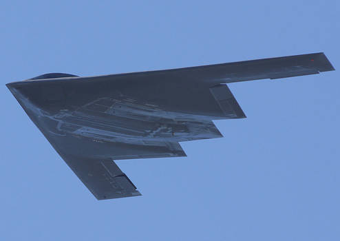 Northrop B-2 Spirit Flyby by shelbs2
