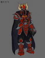 Sauron the Dark Lord by Mara999