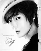 Kim Hyun Joong by Dangitzada