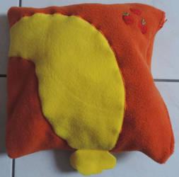 Applejack Pillow by digikijo