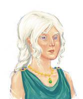 Daenerys Stormborn by Goshawk