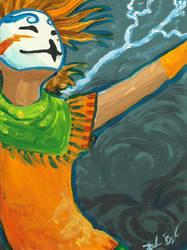 Lightning Strike by Goshawk