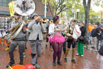 2014 Honk Festival, Music In the Square 5 by Miss-Tbones