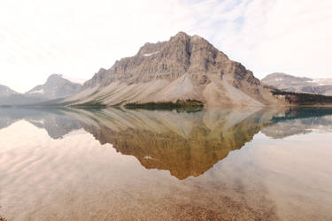 Low Reflections and Shallow Lake Water 6 by Miss-Tbones