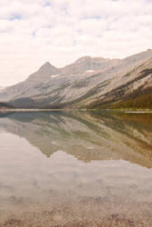 Low Reflections and Shallow Lake Water 16 by Miss-Tbones