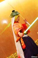 Waka from Okami Cosplay by waynekaa