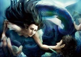 Mermaid by Wy-Vinz