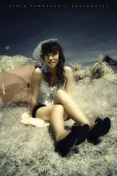 Umbrella Girl by aldry
