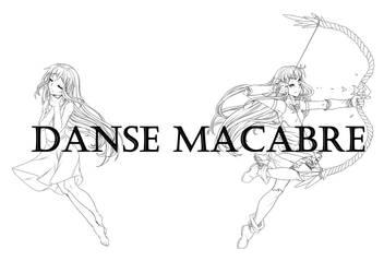 Danse Macabre - Video in description! by Tamorii