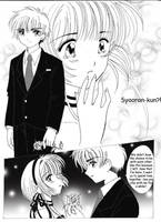CCS Doujinshi:FirstKiss Page16 by barbypornea