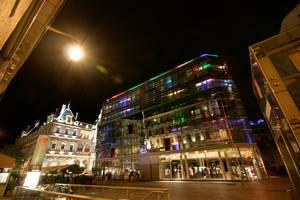 Lyon by night 2 by KajiyaEol