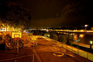 Lyon by night 3 by KajiyaEol
