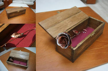 Metal rose n2 by KajiyaEol