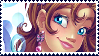 Irma Lair stamp by Tkaczka
