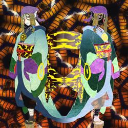 Kaleidoscope:MONONOKE by sirauo