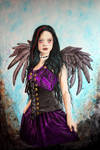 Death Angel by WitchiArt