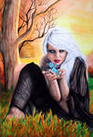 Dragon Dreams by WitchiArt