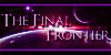 Final Frontier Logo by arisechicken117