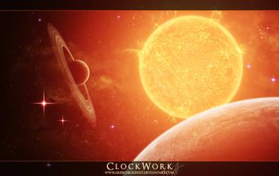 ClockWork by arisechicken117