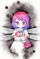 Ms. Beautiful Mind by Harumao744