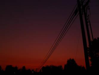 NineEleven Sunset by SGAlteran