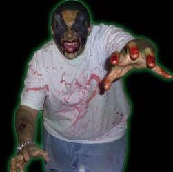 Zombie Loki by SGAlteran