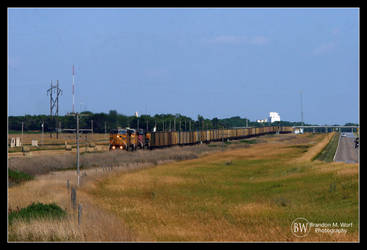 Great Plains WestBound by factorone33