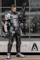 Zephon Cos (Commander Shepard) #03 by take7x