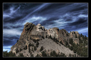 Mount Rushmore 3 by Jamaal10