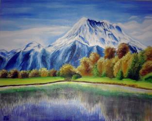 Pikturat-Painting 0044 by eduaarti