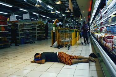 consumerism dream by asruldwi