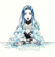 Aqualumina day 17 by Kutty-Sark