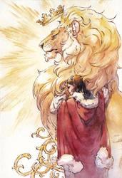 Aslan by Kutty-Sark