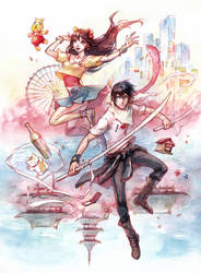 Noragami by Kutty-Sark